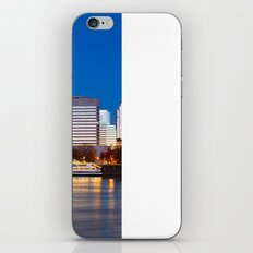 Portland Dawn. iPhone & iPod Skin