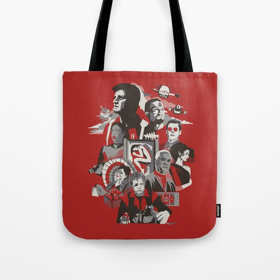 Firefly: Serenity Tote Bag