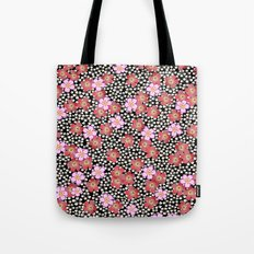 Muster Blümchen - pattern floral Tote Bag