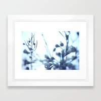 Wisps Framed Art Print