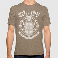 Water is Benevolent Mens Fitted Tee Tri-Coffee SMALL
