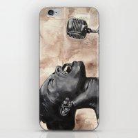 billie iPhone & iPod Skin
