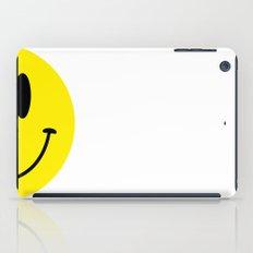 Half Smile (Left) iPad Case