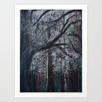 Dead Winter Art Print