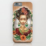 iPhone & iPod Case featuring KAHLO by Tim Shumate