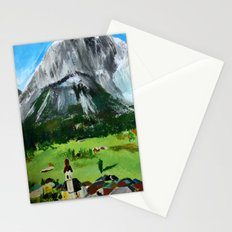 Austria Tyrol Mountains Stationery Cards