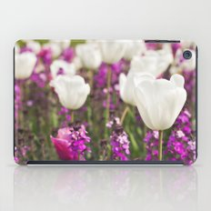 The delicate life iPad Case