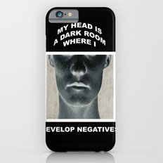 My head is a dark room, where I develop negatives. iPhone 6 Slim Case