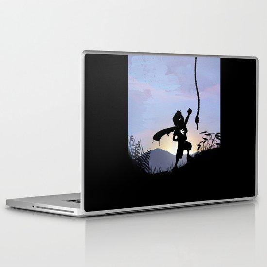 Super Kid Laptop & iPad Skin