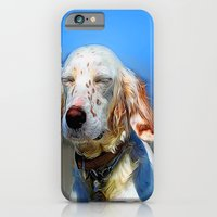 iPhone & iPod Case featuring Breezy by Robin Curtiss