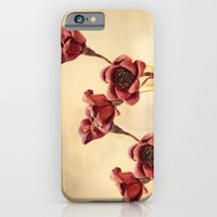 iPhone & iPod Case featuring Ruby Red by QianaNicole PhotoARTography