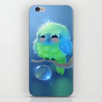Mini Parrot iPhone & iPod Skin
