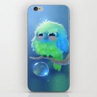 Mini Parrot iPhone & iPod Skin