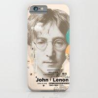 john lenon-imagine iPhone 6 Slim Case