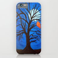 iPhone & iPod Case featuring The last leaf by maggs326