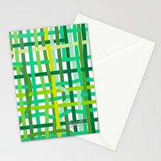 Springtime Woven. Stationery Cards