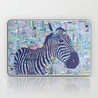 Zoe The Zebra Laptop & iPad Skin