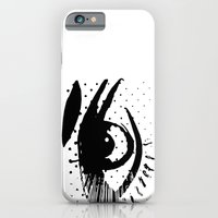 iPhone & iPod Case featuring POP eye by The Digital Weaver