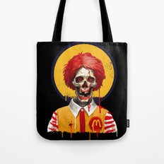 Saint Ronald Tote Bag