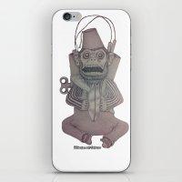 Monkey Bomb  iPhone & iPod Skin