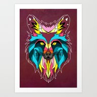 Art Print featuring Animals by Mark Ashkenazi