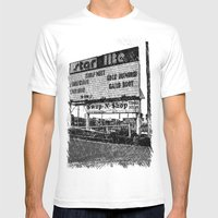 Summer Swap Meet Mens Fitted Tee White SMALL