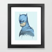 Watchful Protector Framed Art Print