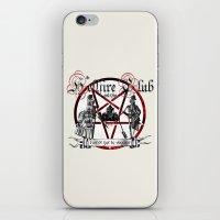 The Hellfire Club iPhone & iPod Skin