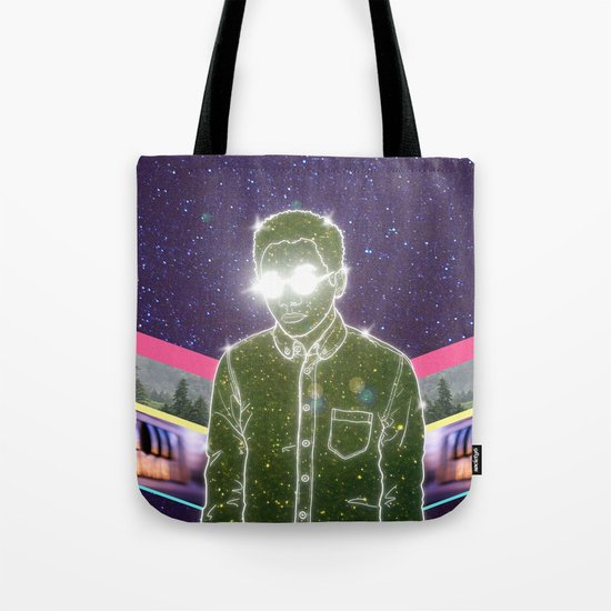 """Anything in Return"" by Tim Lukowiak Tote Bag"