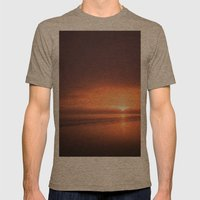 Norfolk - Fresh Start Mens Fitted Tee Tri-Coffee SMALL
