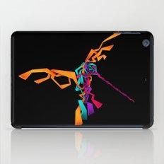 huitzilin tlahuilli - colibri - hummingbird iPad Case