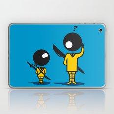 Bic Ninja Laptop & iPad Skin