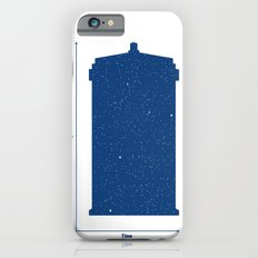 Tardis, Space and Time iPhone 6 Slim Case