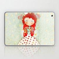 Alice In Wonderland Bunn… Laptop & iPad Skin
