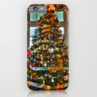 "iPhone & iPod Case featuring ""The Most Wonderful Time of the Year"" by Christina Marie"