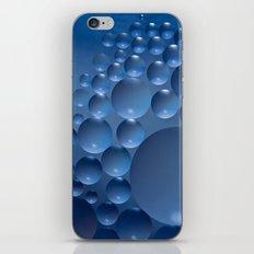 Blue moon. iPhone & iPod Skin