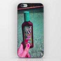 Sun Tan iPhone & iPod Skin