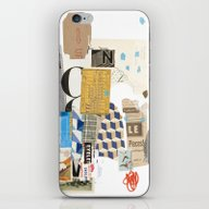 It Always Works Out iPhone & iPod Skin