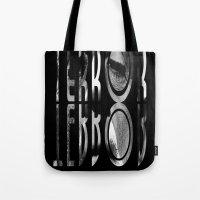 Terror. Tote Bag