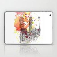London Scene Laptop & iPad Skin