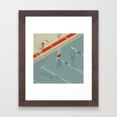 Habitat 09 Framed Art Print
