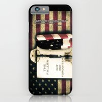iPhone & iPod Case featuring THE FALLEN by Happi Anarky