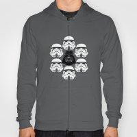 Stormtrooper pattern Hoody