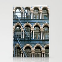Architecture New York  Stationery Cards