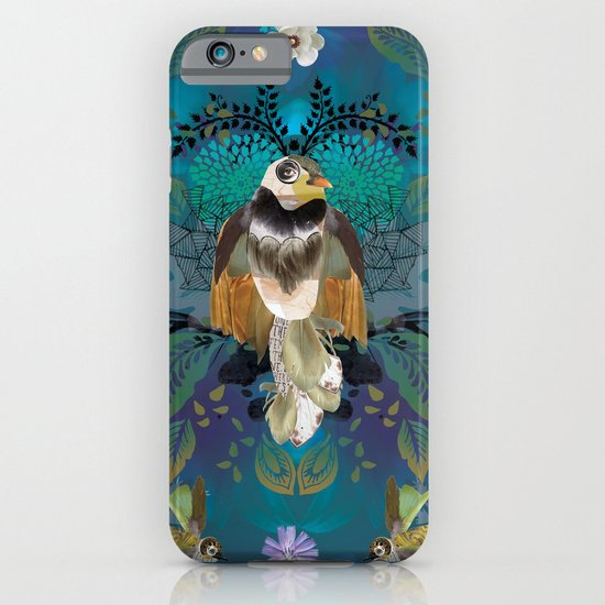 Blissful Birds iPhone & iPod Case