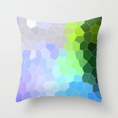 Spring Discovery  Throw Pillow