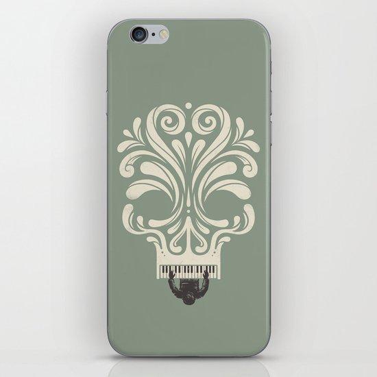 Killer Song iPhone & iPod Skin