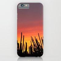 Catching fire iPhone 6 Slim Case