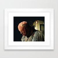 Wraps 4 Framed Art Print