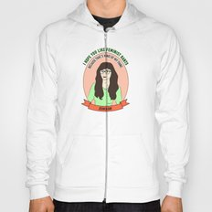 Jessica Day / New Girl Print Hoody